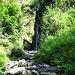 Wasserfall unterhalb von Reinhardstein