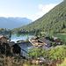 Start in Champex Lac (1466 m)