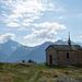 """Die Kapelle """"Maria zum Schnee"""" auf Alp Nessel"""