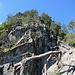 Ausstieg aus der Gorges du Dailley