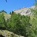 Aufstieg zum Lac de Salanfe