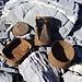 Recyclingdeponie auf dem Gross Sättelistock