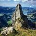 Wändlispitz - Das Matterhorn vom Sihltal