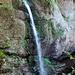 Der wunderschöne Staubbach Wasserfall.