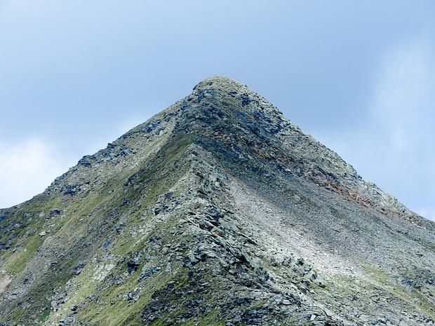 Pizzo del Sole SW ridge