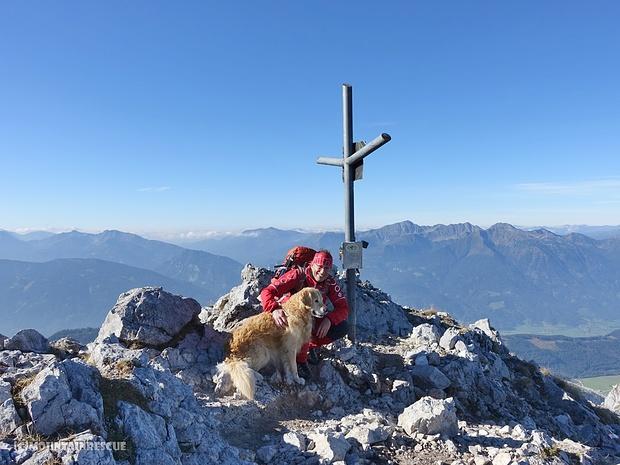 Gipfel Nummer Zwei: Sparafeld