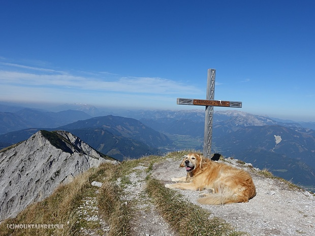 Gipfel Nummer Drei: Riffel