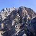 da gehts rauf oben hinten das Breithorn