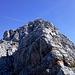 der letzte Gipfelaufbau zum Breithorn