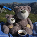 Ein Kaffee für [u Bidi35], denn er wird immer in unserer Erinnerung bleiben:-) / Rimarrà per sempre nella nostra memoria:-)