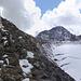 Zurück am Grat ... von hier aus nun einfach zum Gipfel.