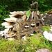 Kunst im Kemptner Tobel - den Pilzen gefällts