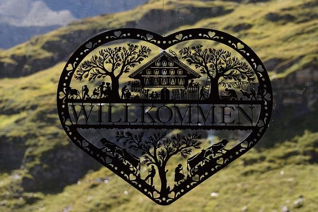 Willkommen! Welcome! :-)