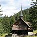 Kapelle bei der Holzegg