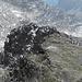 Der unspektakuläre slowakische Rysy-Gipfel.