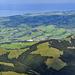 ...und über das Appenzellerland Richtung Bodensee