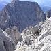 Die Babenstubner Hütte - kurz unterhalb des Gipfels