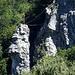 ... Fels, der Indianer deutlich erkennbar