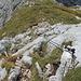 Der Klettersteig über den Südgrat