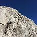 Schöne Kraxelei auf dem Weg zur Oberstdorfer Hammerspitze