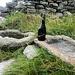 Le due vasche monolitiche dell'Alpe di Caurga..... trasformate in due calici da vino!