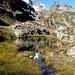 Bergsee mit Kastelhorn