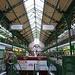 die Zentralmarkthalle Sofia, Център, für gehobenere Ansprüche