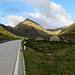 Im Bedretto Tal Richtung Nufenen Pass.