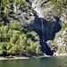 Cascata del Sajont