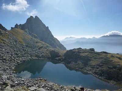 Il Lago Pero.