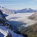 Beim Grassenjoch, mit Blick zum Berner Oberland.