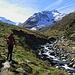 Verso l'Alpe Curciusa Bassa.