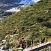 Ecco il ponte sottostante l'Alpe Curciusa Bassa.