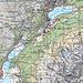 Karte mit GPS Track