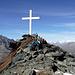 Gipfelbereich Mittaghorn.