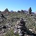 Gipfel des Piz Campasc 2599m