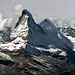 Mit dem Matterhorn auf Augenhöhe ;-)