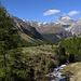die Alvra unterhalb der Alp Crap Alv
