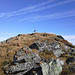 Das kleine Gipfelkreuz des Teufelssprungs