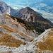 Abstieg von der Lattenspitze