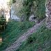 Querung der Hörnli Westwand auf kaum sichtbaren Spuren