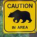 Bear aware!