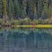 Spiegelung im Lightning Lake