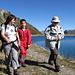 Familienwanderung mit Angelika, Pascal, Karin
