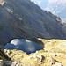 Lago della Froda - ein Auge zwischen Licht und Schatten