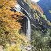 """la cascata """"piccola"""" del Rio della Cròsa"""