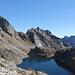 Lago Piccolo della Cròsa e Pizzo Piensgia