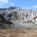 il Pizzo Fiorera visto dalla valletta di Calnesc