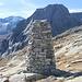 ometto di quota 2170 m. Dietro, in ombra, il Madone di Formazzöö