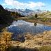Idyllischer See bei Muottas da Schlarigna